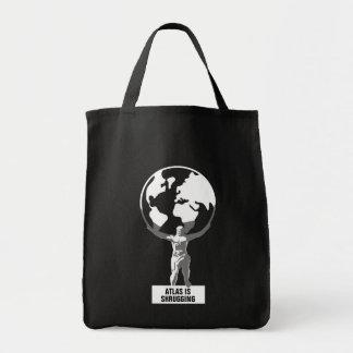Atlas Bolsa Tela Para La Compra
