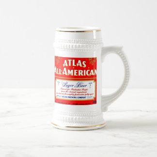 Atlas Brewing Company, Chicago, Illinois Jarra De Cerveza
