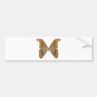 Atlas Butterfly Bumper Stickers
