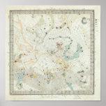 Atlas celestial 2 póster