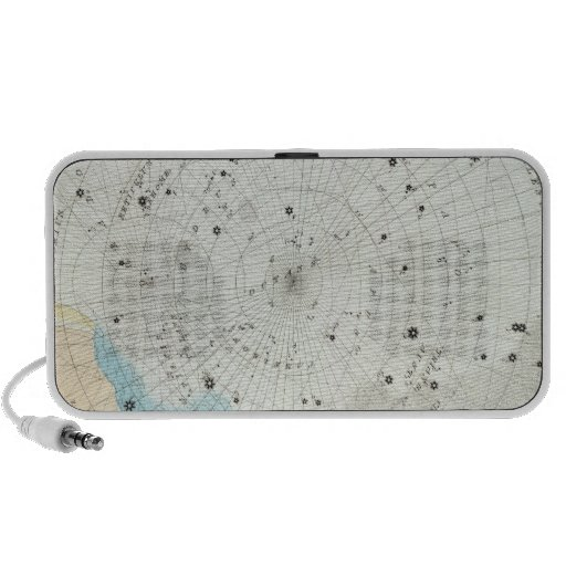 Atlas celestial 3 iPhone altavoces