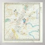 Atlas celestial posters
