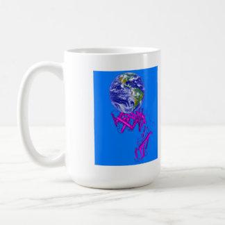 Atlas CPase Classic White Coffee Mug