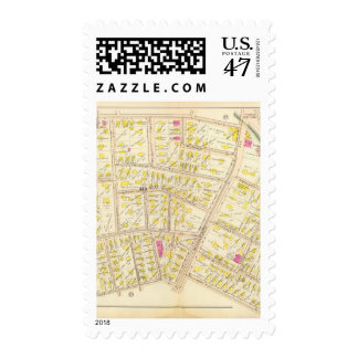 Atlas de Cambridge Sello Postal