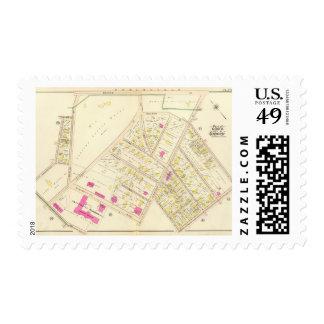 Atlas de Cambridge Timbre Postal