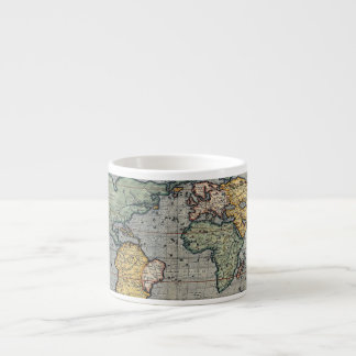 Atlas de Java Tazas Espresso
