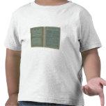 Atlas de la historia universal camisetas