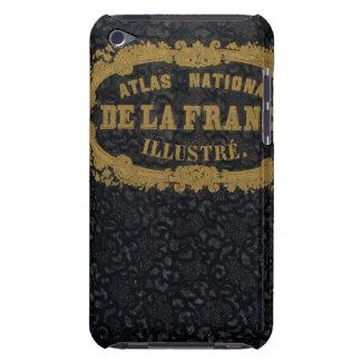 Atlas De nacional Francia iPod Touch Fundas