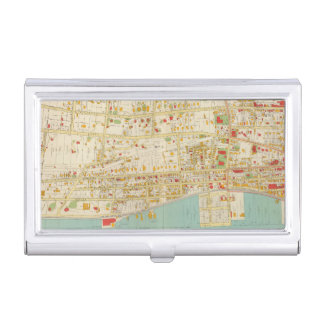 Atlas de Yonkers Cajas De Tarjetas De Negocios