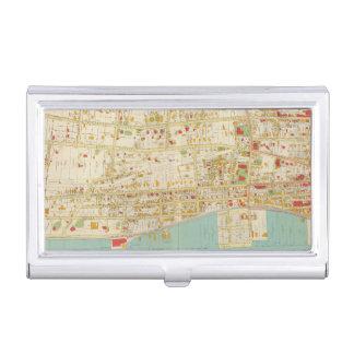 Atlas de Yonkers Cajas De Tarjetas De Presentación