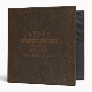 Atlas del condado de Westchester, NY