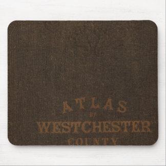 Atlas del condado de Westchester, NY Alfombrilla De Ratón