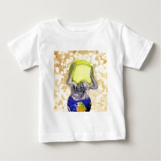 Atlas God and tennis ball Baby T-Shirt