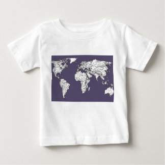 Atlas in dark lilac baby T-Shirt