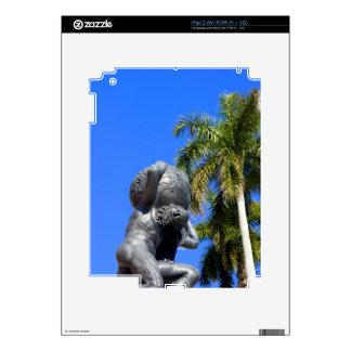 Atlas iPad 2 Calcomanía
