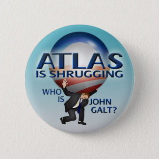 Atlas Is Shrugging Button