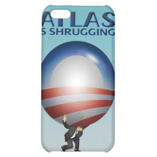 Atlas Is Shrugging iPhone 5C Cover