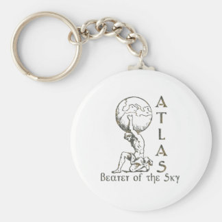 Atlas Key Chain