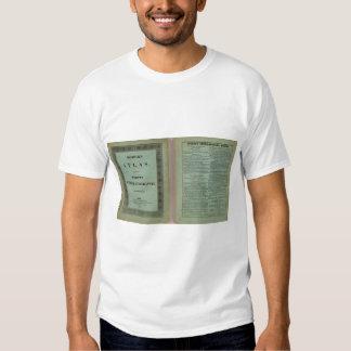 Atlas moderno camisas