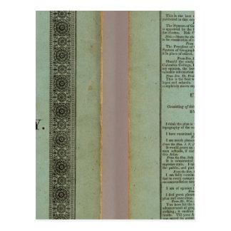 Atlas moderno postales