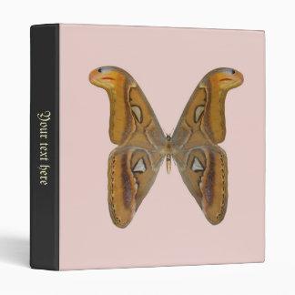 Atlas Moth 3 Ring Binder