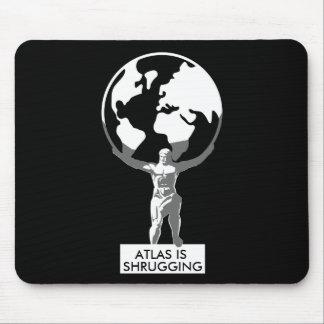 Atlas Mouse Pads
