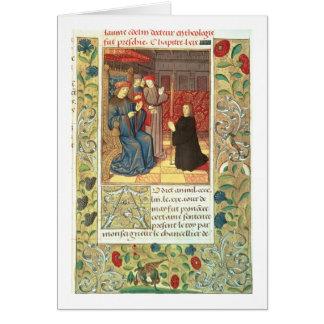 Atlas Ms Fr.2679 f.377 Jacques Coeur (c.1395-1456) Card