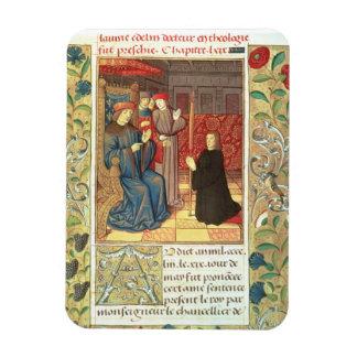 Atlas Ms Fr.2679 f.377 Jacques Coeur (c.1395-1456) Magnet