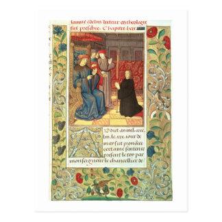 Atlas Ms Fr.2679 f.377 Jacques Coeur (c.1395-1456) Postcard