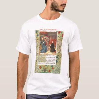 Atlas Ms Fr.2679 f.377 Jacques Coeur (c.1395-1456) T-Shirt