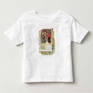 Atlas Ms Fr.2679 f.377 Jacques Coeur (c.1395-1456) Toddler T-shirt