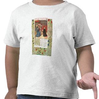 Atlas Ms Fr.2679 f.377 Jacques Coeur (c.1395-1456) Tshirt