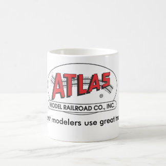 Atlas Mug - Red Logo
