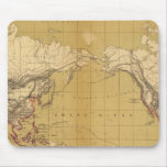 Atlas of 1550 mouse pad