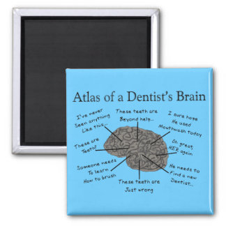 Atlas of a Dentist's Brain Magnet