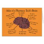 Atlas of a Pharmacy Tech's Brain Card