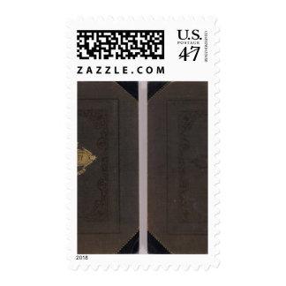 Atlas of Fresno County Stamp