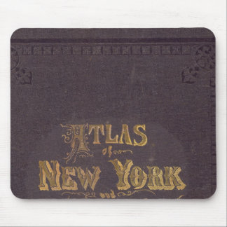 Atlas of New York vicinity Mouse Pad