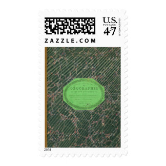 Atlas of Universal Geography Postage