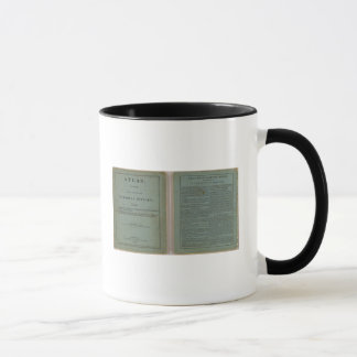 Atlas of universal history mug