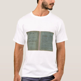 Atlas of universal history T-Shirt