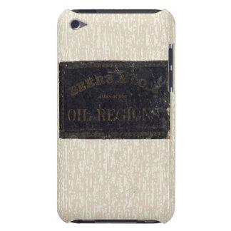 Atlas, oil regions, Pennsylvania Case-Mate iPod Touch Case