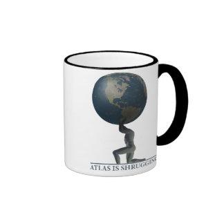 Atlas Ringer Coffee Mug