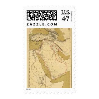 Atlas Sellos Postales