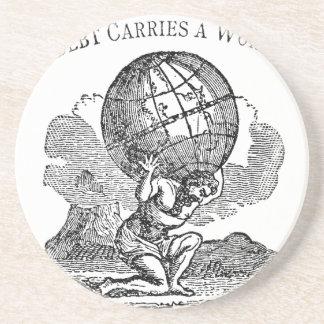 Atlas Shrugged / Debt Quote Coaster