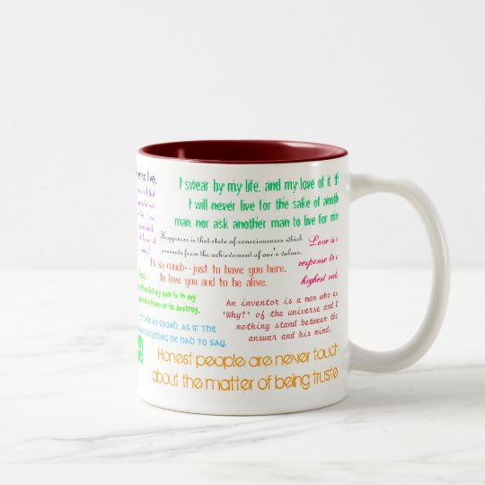 """Atlas Shrugged"" Mug - Customized"
