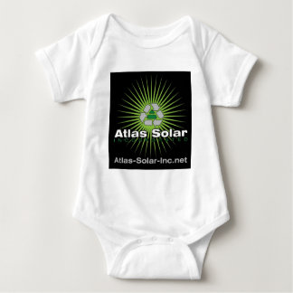 Atlas Solar Inc. Baby Bodysuit