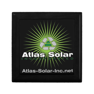 Atlas Solar Inc. Jewelry Box