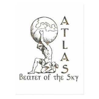 Atlas Tarjetas Postales