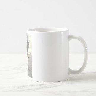 Atlas the Battle Buddy Classic White Coffee Mug
